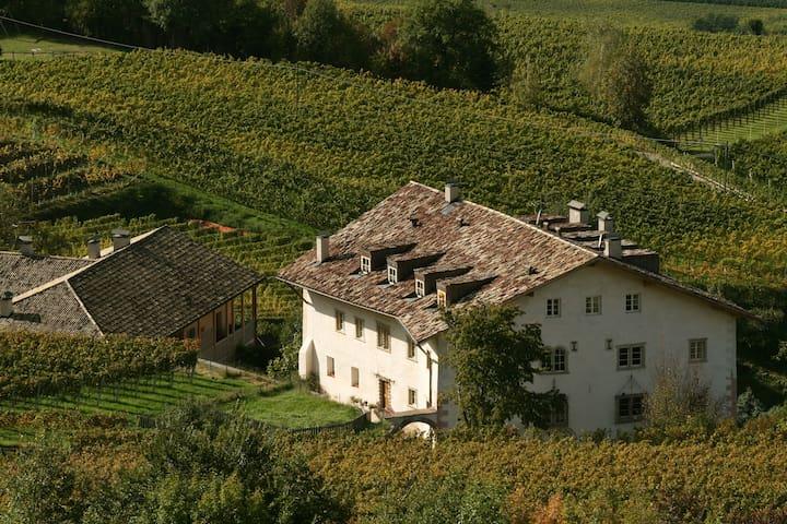 Zirmerhof's Residenz  - Pinzon, Südtirol, Italien - Apartment