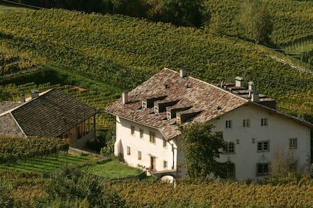 Zirmerhof's Residenz  - Pinzon, Südtirol, Italien - Wohnung