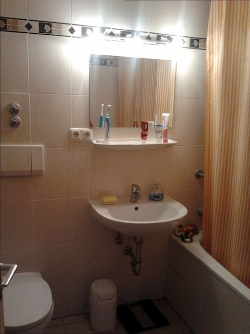 Badezimmer/ Bathroom