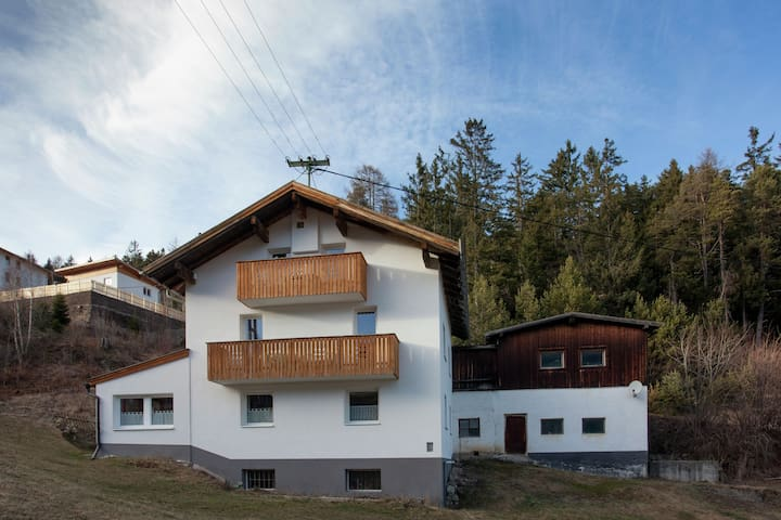 Lovely Holiday Home in Piller in the Mountains