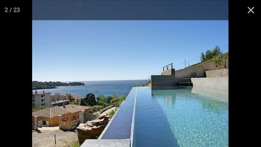 Suite villa zen - Saint-Raphaël