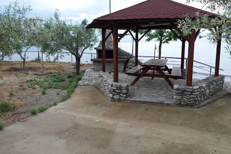 Seaside villa - Folia beach- Kavala