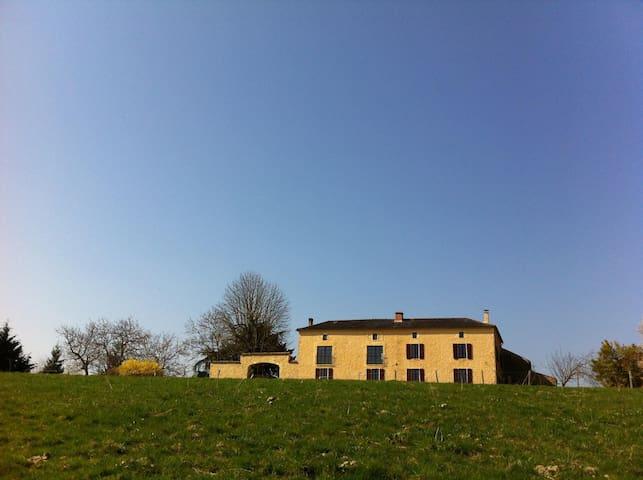 Tranquility in rural splendour