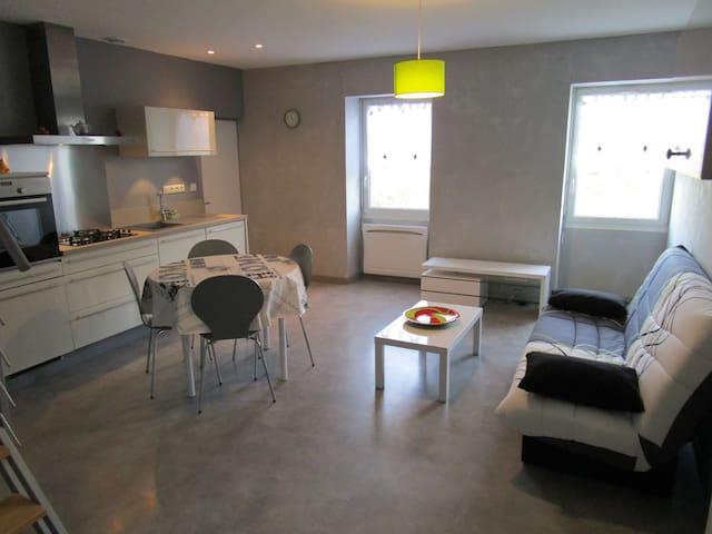 Appartement meublée avec terrain - Montmeyran - Apartment