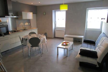 Appartement meublée avec terrain - Montmeyran