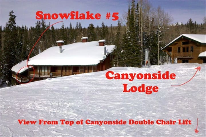 Ski in - Ski Out Condo Right Next to Main Lodge!!!