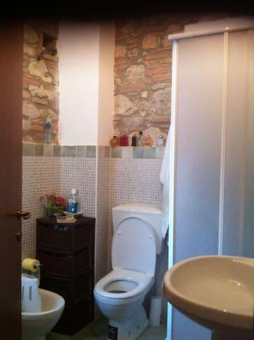 Casa vacanza Toscana Pisa Lucca - Uliveto Terme - อพาร์ทเมนท์