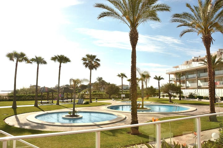 Residencial Mar de Denia, - Dénia - Apartment