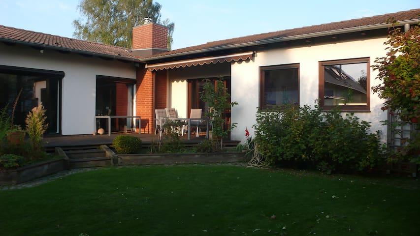 Kleine Haushälfte zum Wohlfühlen - Brunswick - อพาร์ทเมนท์