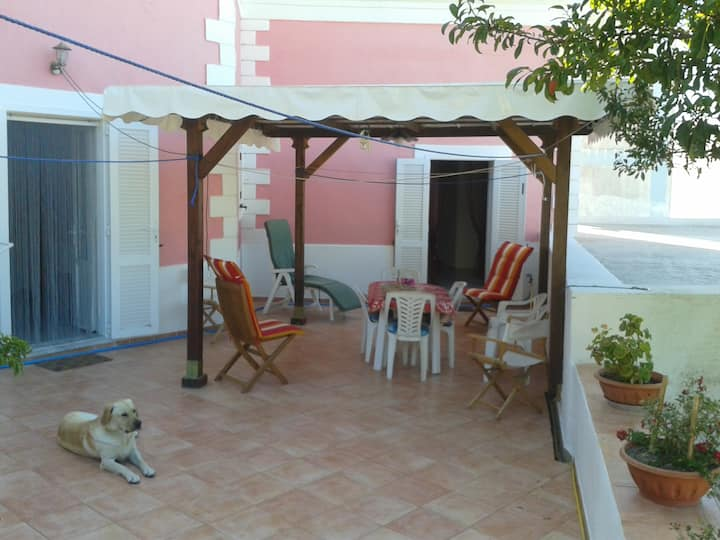 Home Holiday Ponza