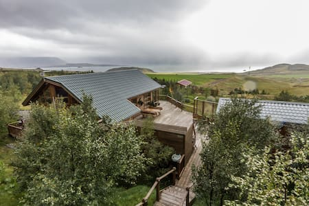 Cottage in Hvalfjörður (Whalefjord)