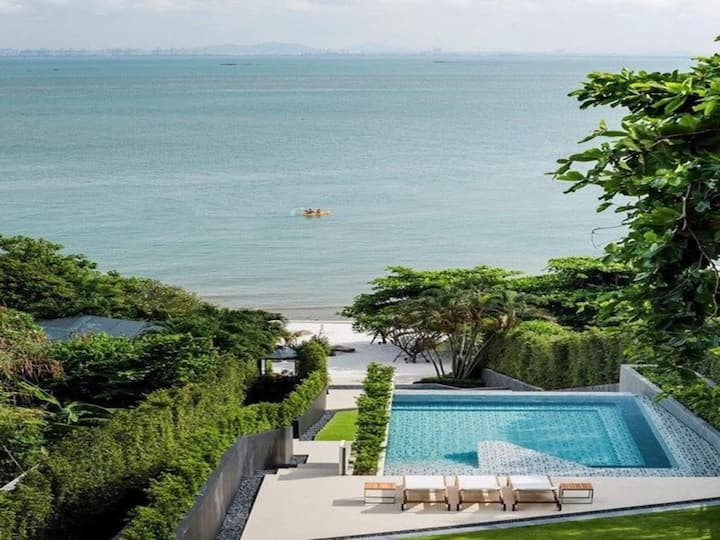 BAAN PLAI HAAD- Beachfront Condo in Pattaya芭提雅海景公寓