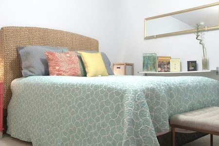 Chic & Private 1BR Bohemian Escape - Fort Worth