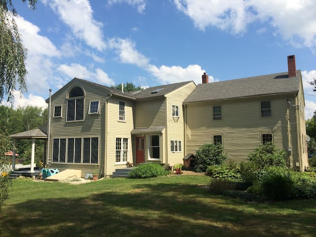 1730's New England Colonial w/ pool