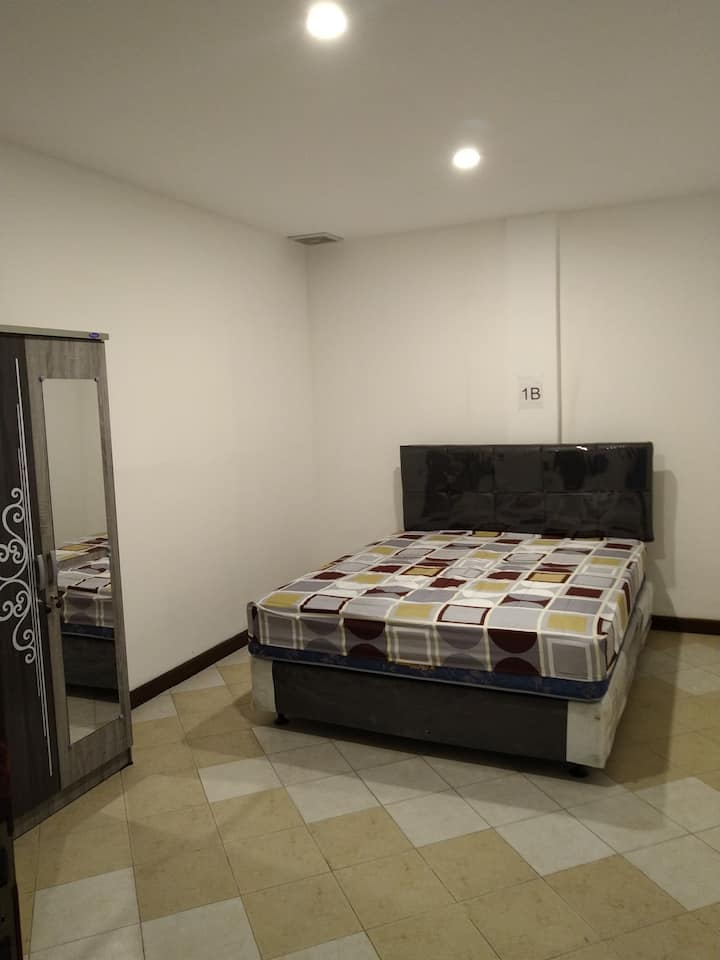 strategically located in denpasar, easy access