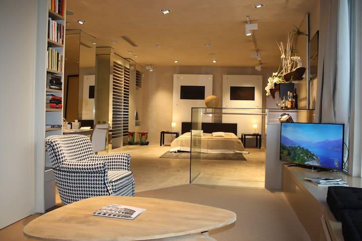 Loft Luxury Apartment