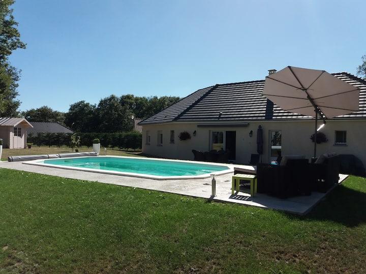 En Bourgogne, à la ville comme à la campagne