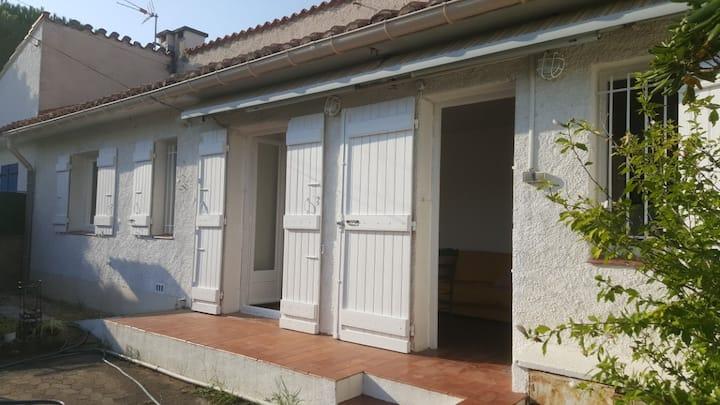 Maison individuelle 100 mètres de la plage