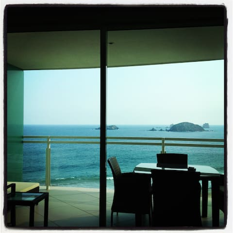 Departamento Bay View Grand Marina 10N - Ixtapa - Daire
