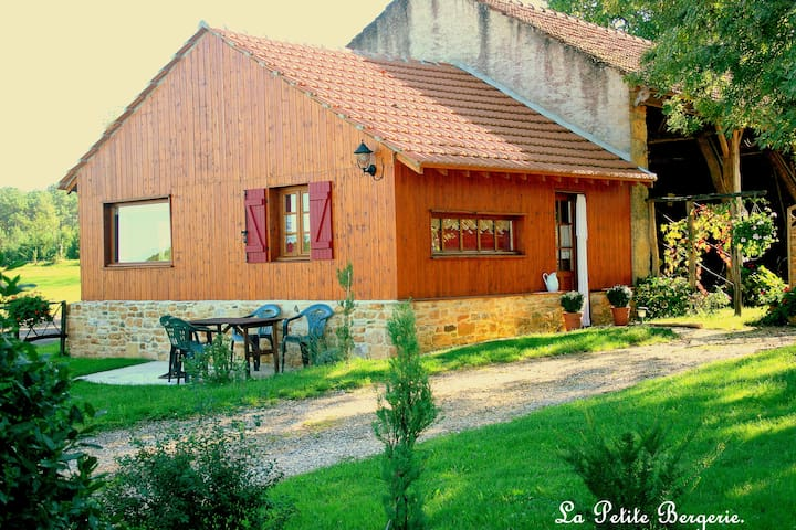Little house en the dordogne. - Frayssinet le gélat - House