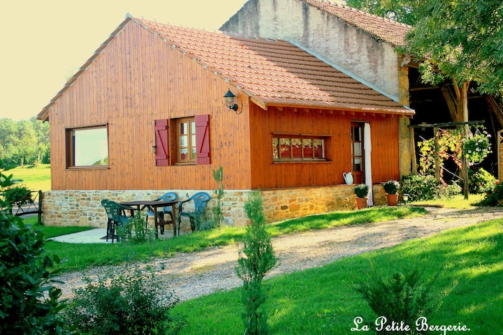 Little house en the dordogne.