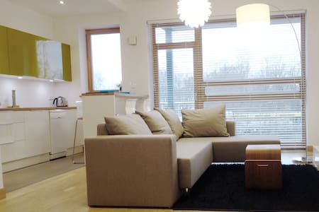 Brand NEW 2 bedroom apartment in residential area - Riga