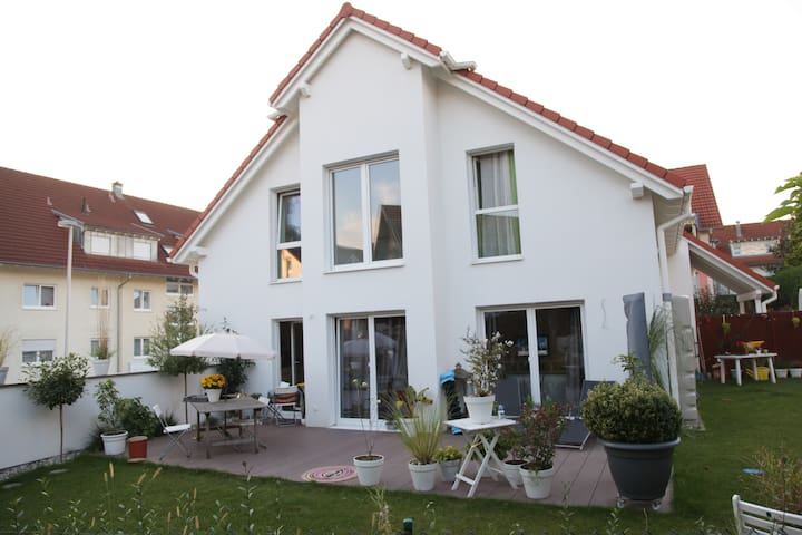 Modernes Haus mit Garten  - Oberkirch - House