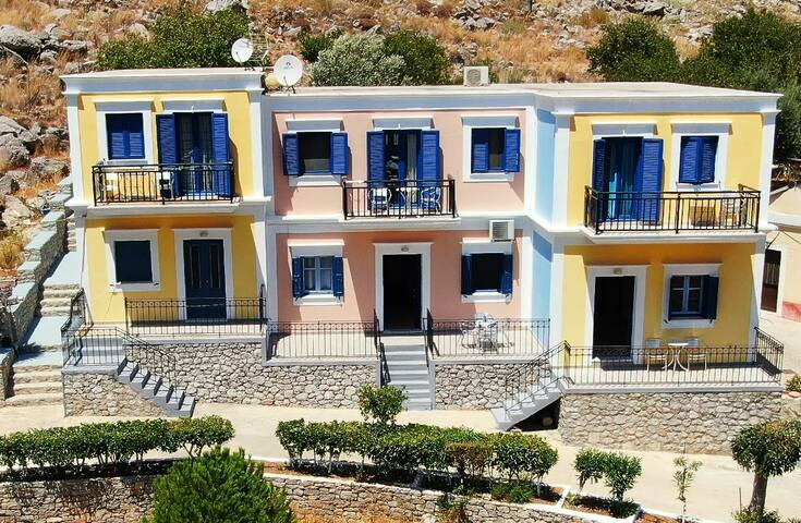 Irini's Sea View Apartment Double