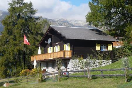 Chalet Waldesruh - Bellwald - Hus