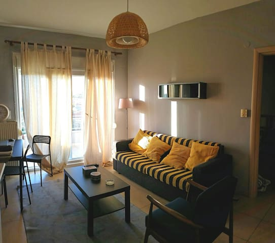Family Apartment - Prinos - Apartamento