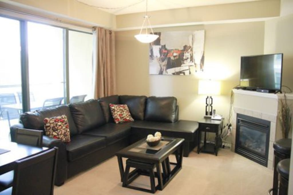 Discovery One Bedroom Suite By Ostays Apartments For Rent In Calgary Alberta Canada
