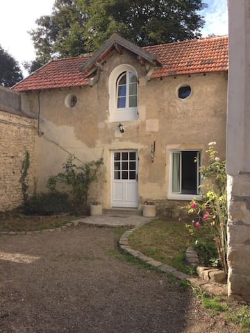 Lovely cottage close to Versailles - Bailly - บ้าน