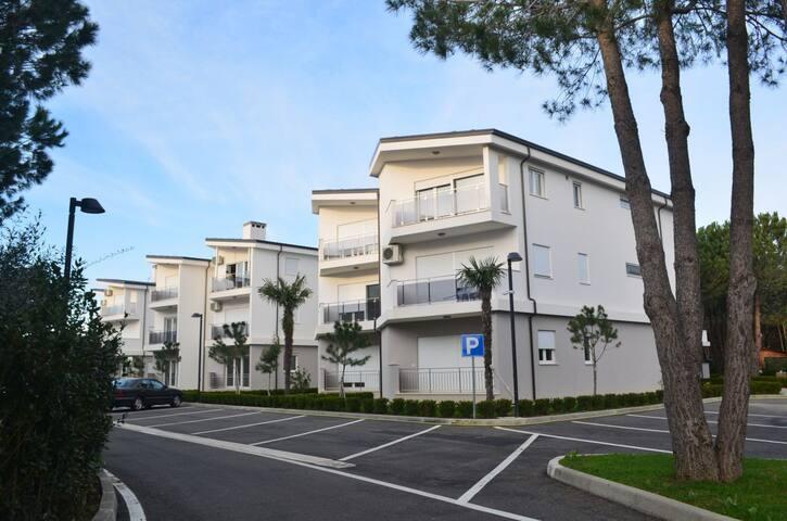 Residence Primavera   App 9A (Amy Apartment) - Durrës - Lägenhet