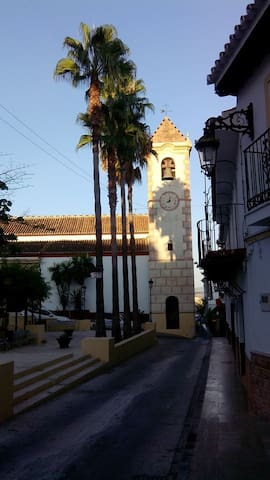 Maison typique Andalouse  - Cártama - Huis