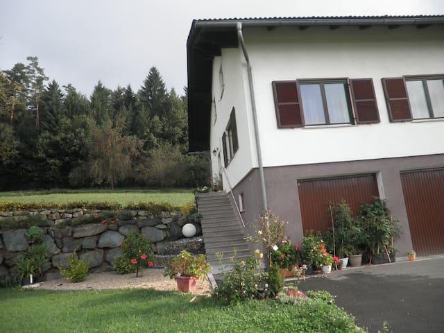 Ruhige, gemütliche Ferienwohnung  - Hartberg Umgebung - Apartment