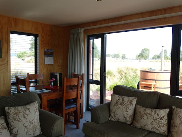 2 Bedroom Standalone Cottage (Clayton) - Fairlie - Pis