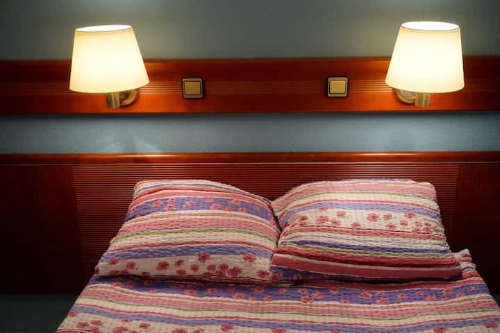 Comfortable Hotel-Like Room (3)