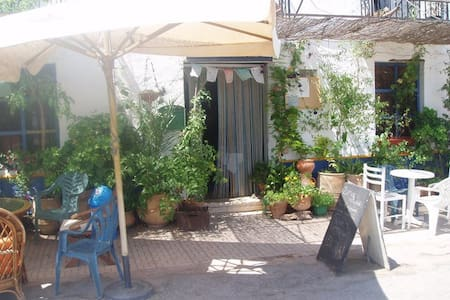 El Duende, is situated above Malaga - Comares - Apartment