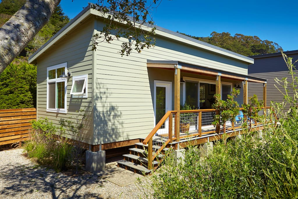 Contemporary Beach Cottage Houses For Rent In Stinson