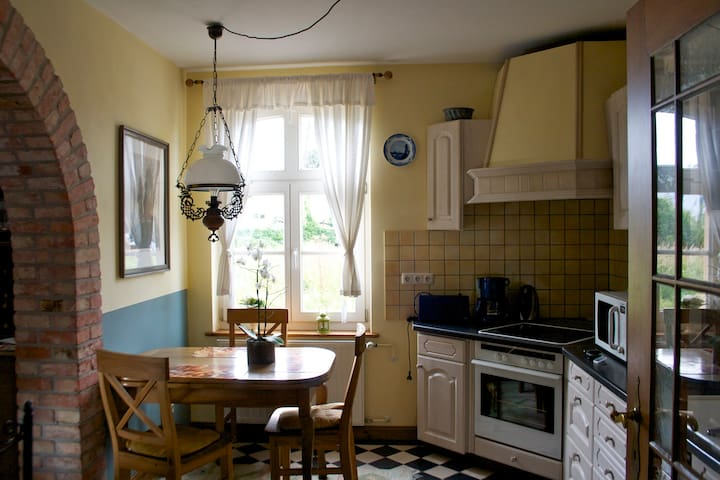 "lovely apartment for 2 - ""Cat""  - Putbus - Lägenhet"