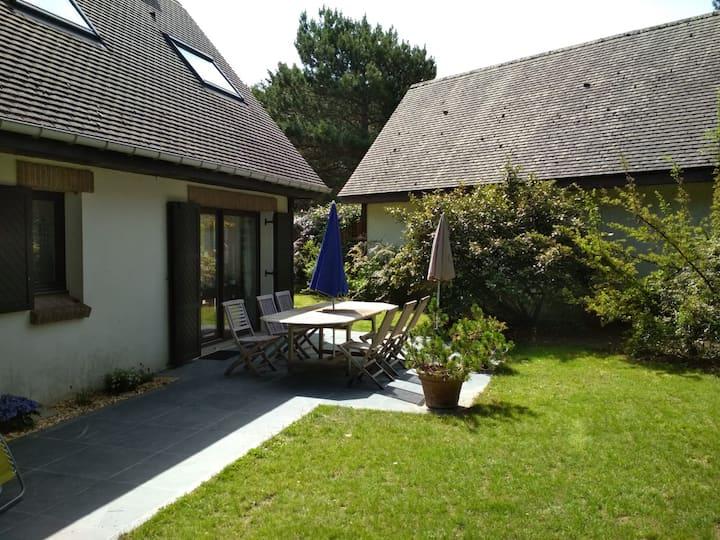 Villa dans résidence privée