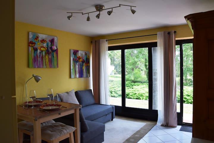 Turckheim : Studio au bord de la Fecht
