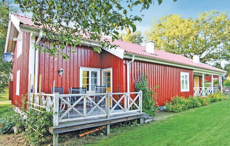 Holiday cottage with 3 bedrooms on 155m² in Svenljunga