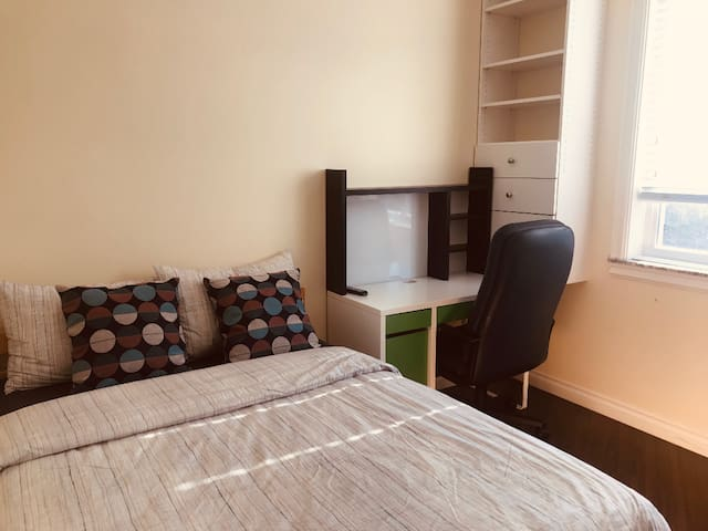 T-Cozy Private Bedroom Near Metrotown