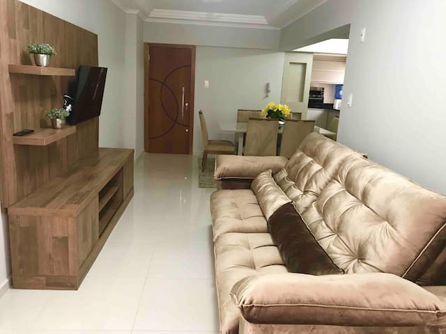 MARAVILHOSO apartamento QUADRA MAR em BC