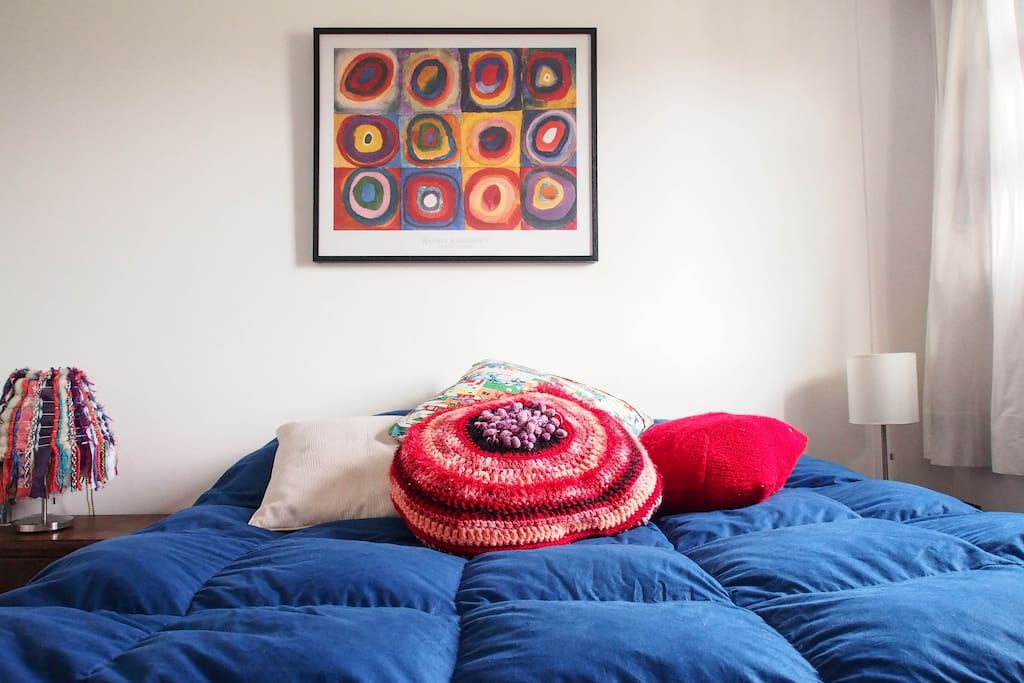 Dormitorio / Double bedroom.
