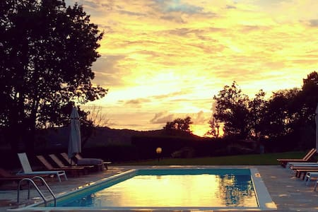 Agritourism in Chianti with pool  - Greve in Chianti - Apartment - 2