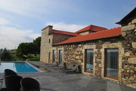 Casa Valxisto - Country House      - Lagares - Villa