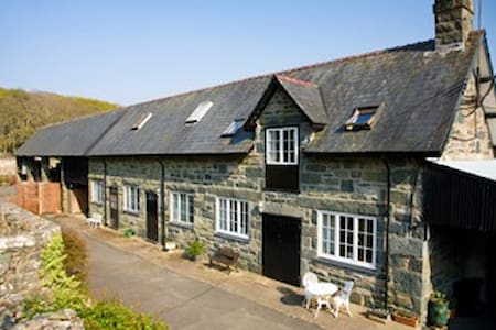 Farm Cottage in Snowdonia - Llanbedr