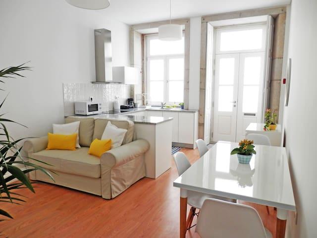 Cozy Flat in Porto's center with WIFI
